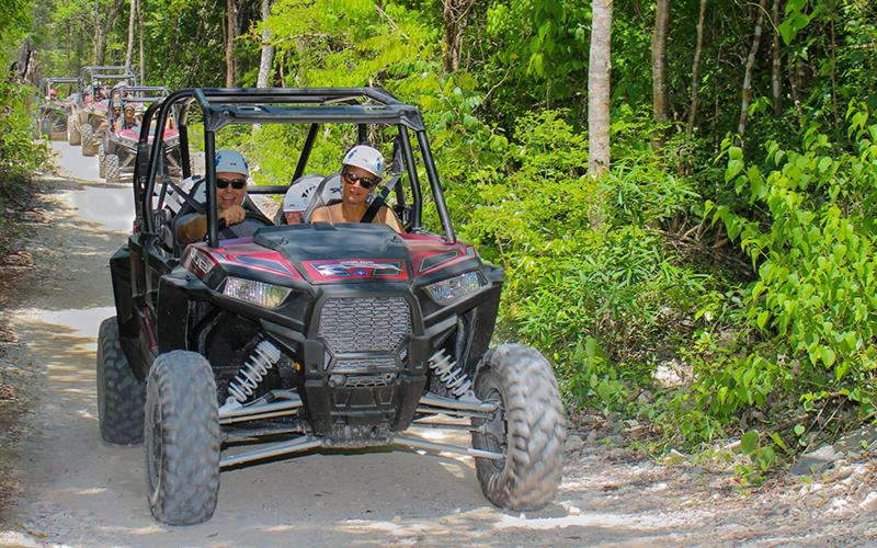 Tour de Tirolesas en Cancún con Cancún Adventures 1|