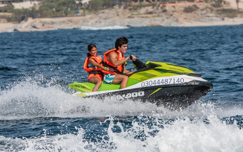 Cabo Jet Skiing with Cabo Adventures|