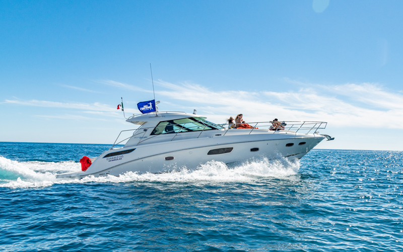 Private Yacht in Cabo|