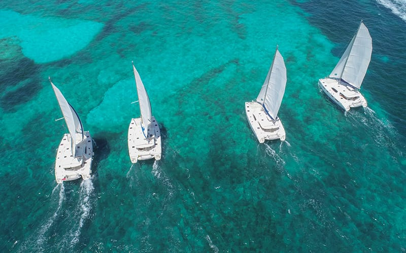 Cancun yacht charter by Cancun Adventures|