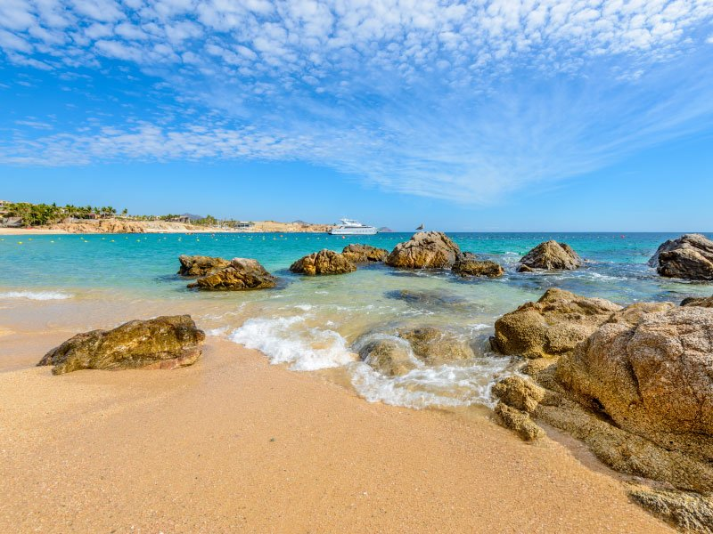 Chileno beach | Cabo Adventures