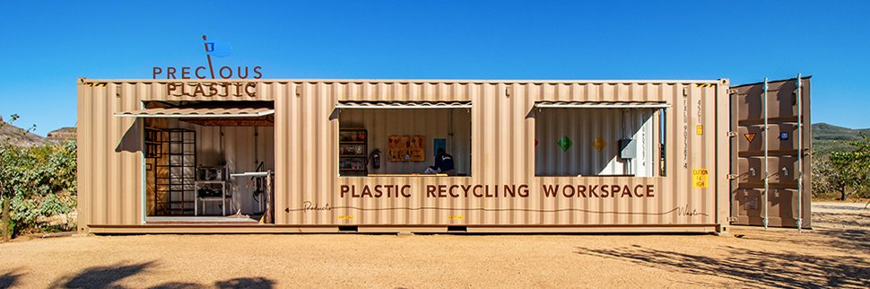 interactive plastic recycling plant in cabo adventures