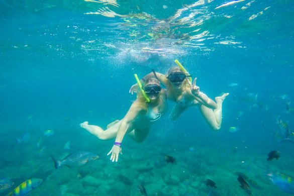 Luxury Snorkeling in Cozumel - Bachelorette Party Activities