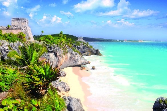 Tulum & Cenote Tour in Cancun