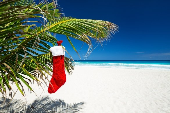 Spend the holiday season in Cancun, Mexico