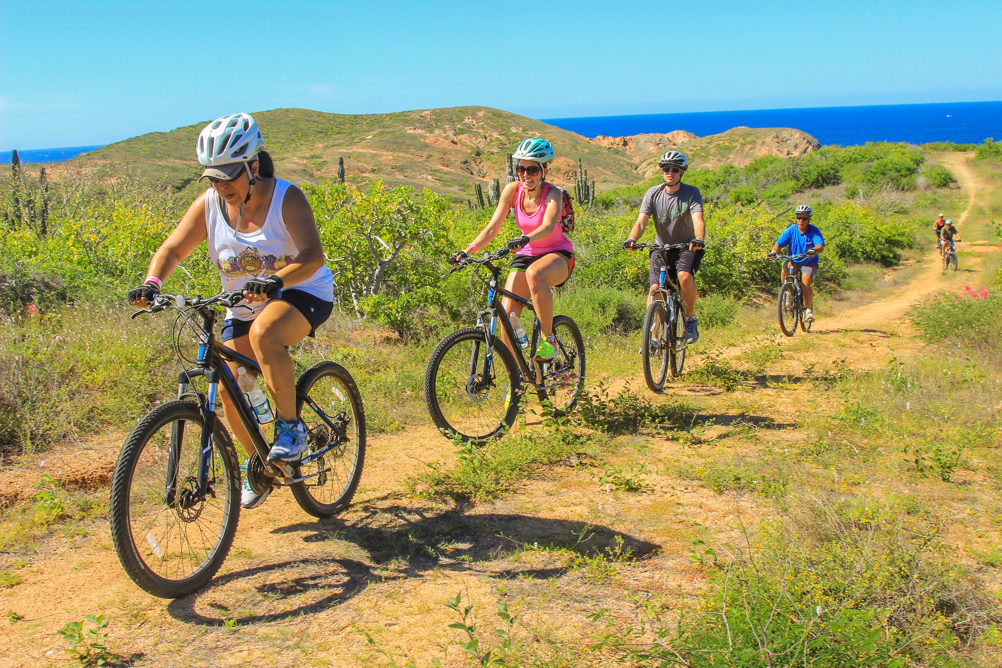 mountain biking in cabo