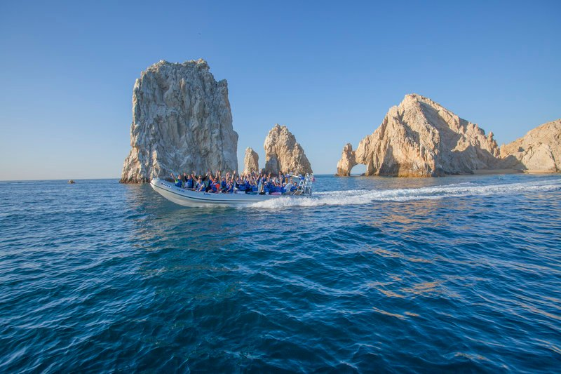 fast boat adventure in cabo