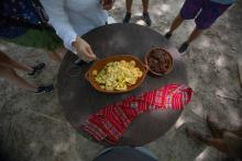 authentic puerto vallarta food on a cultural tour