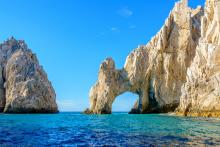 the cabo arch at cabo san lucas